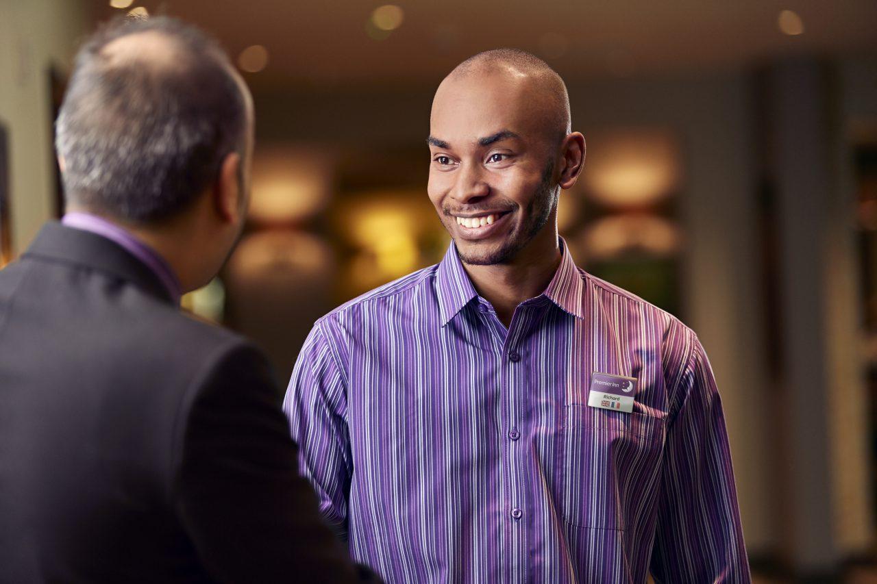 Premier Inn Employee